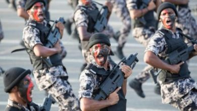 Photo of قوات أمن الحج تستعرض جاهزيتها بحضور وزير الداخلية
