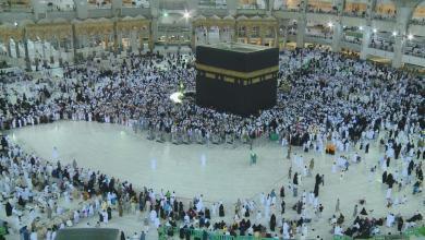 Photo of وفاة وافد قفز من سطح المسجد الحرام إلى صحن الطواف