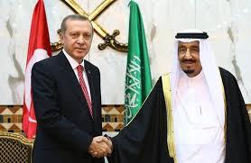 Photo of الملك سلمان وولي العهد يهنئان الرئيس التركي بذكرى يوم النصر لبلاده