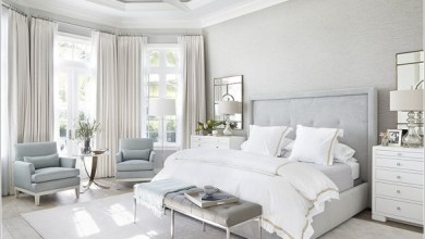Photo of 10 أفكار لتعزيز ديكور غرفة النوم بالمرايا