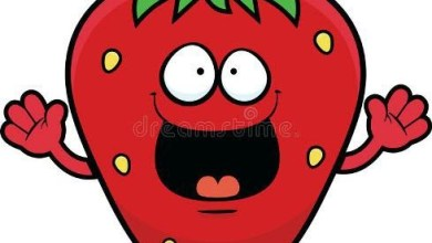 Photo of صور فراولة كرتونية , رسومات فراولة للاطفال , صور فراولة ملونة