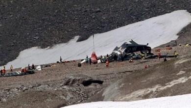 Photo of سويسرا: مقتل 20 شخصاً في حادث تحطم طائرة عتيقة