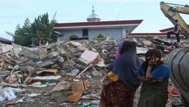 Photo of 131 قتيلاً حصيلة زلزال إندونيسيا