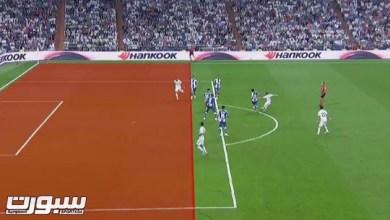 "Photo of ماركا.. ريال مدريد يفوز برعاية ""تقنية الفيديو"""