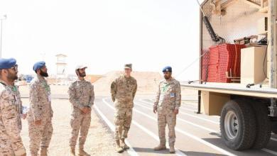 "Photo of بالصور.. تمرين ""درع الوقاية 2"" يواصل فعالياته بين القوات السعودية والأمريكية"