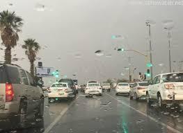 Photo of توقعات بهطول أمطار رعدية على المرتفعات يصل امتدادها للسواحل