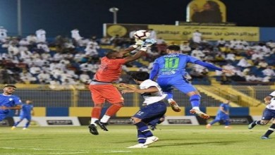 Photo of النصر يتعادل مع الفتح