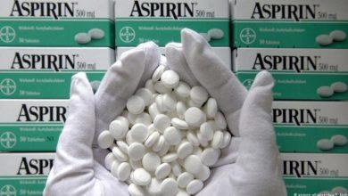 Photo of دراسة حديثة مهمة للغاية تحذر من تناول الأسبرين: خطر ووميت
