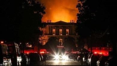 Photo of مصر تتواصل مع البرازيل بشأن قطعها الأثرية في كارثة حريق المتحف القومي