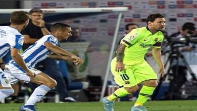 Photo of ليجانيس يسقط برشلونة في دقيقتين