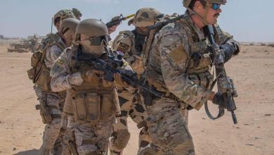 "Photo of بالصور: اختتام مناورات تمرين ""النجم الساطع"" في مصر بمشاركة القوات المسلحة السعودية"