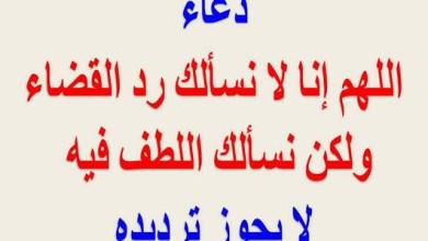 Photo of صحة دعاء اللهم إنا لا نسألك رد القضاء ولكن نسألك اللطف فيه