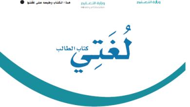 Photo of ورقة قياس الوحدة الثانية لغتي الثالث الابتدائي الفصل الاول 1440 هـ – 2019 م