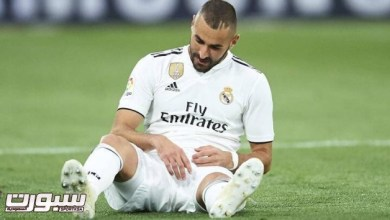 Photo of شكوك حول مشاركة مهاجم ريال مدريد في الكلاسيكو