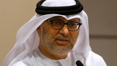Photo of قرقاش يرد على اتهامات الجندوبي للسعودية والإمارات بشأن اليمن