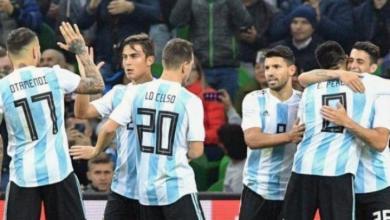 """Photo of الأرجنتين تواجه العراق بدون ميسي بملعب """"الأمير فيصل بن فهد"""""""