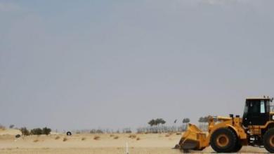Photo of إزالة تعديات على أراض حكومية بمساحة 14 ألف م 2 في الحريضة