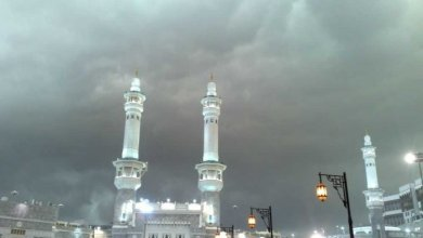 Photo of توقعات بهطول أمطار ورياح نشطة على جازان وعسير والباحة ومكة والمدينة والرياض