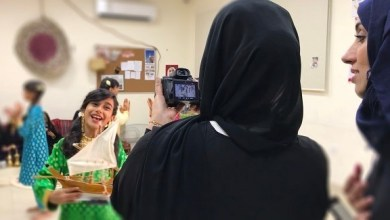 Photo of الطفلة وديمة وشباب الإمارات في أعمال وطنية برفقة نهلة الفهد