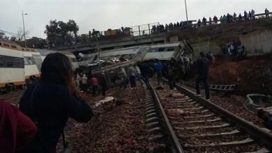Photo of ملك المغرب يأمر بنقل مصابي حادث القطار إلى مستشفى عسكري
