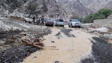 """Photo of """"الأرصاد الإماراتية"""" لـ24: تشكل السيول يعتمد على الأماكن والأمطار حتى الثلاثاء"""