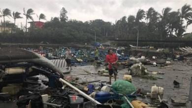 Photo of الفلبين: إخلاء مناطق ساحلية مع اقتراب الإعصار يوتو