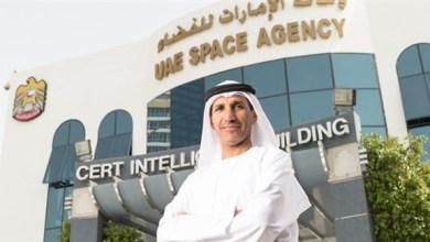 """Photo of الأحبابي: """"خليفة سات"""" إنجاز يلخص مسيرة القطاع الفضائي الإماراتي الطموح"""