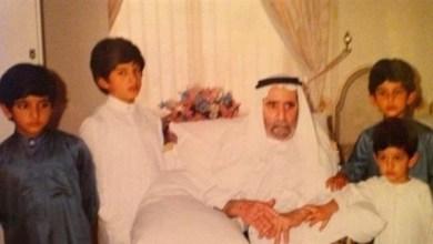 Photo of حمدان بن محمد يستذكر الراحل راشد بن سعيد بنشره صورة تجمعه معه