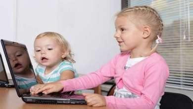 Photo of دراسة: نصف ساعة إنترنت كافية لتهديد صحة الأطفال!