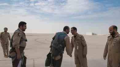 Photo of بالصور: ماذا تفعل القوات الجوية الملكية السعودية في الإمارات؟