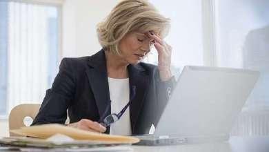 Photo of إجهاد منتصف العمر يقلص الدماغ ويجعل الذاكرة أسوأ