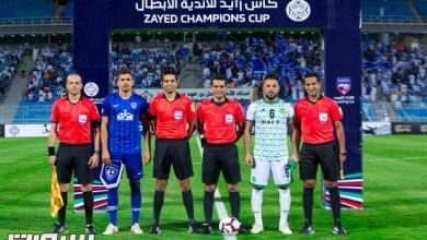 Photo of صور من لقاء الهلال ونفط الوسط العراقي – كأس زايد للأندية العربية