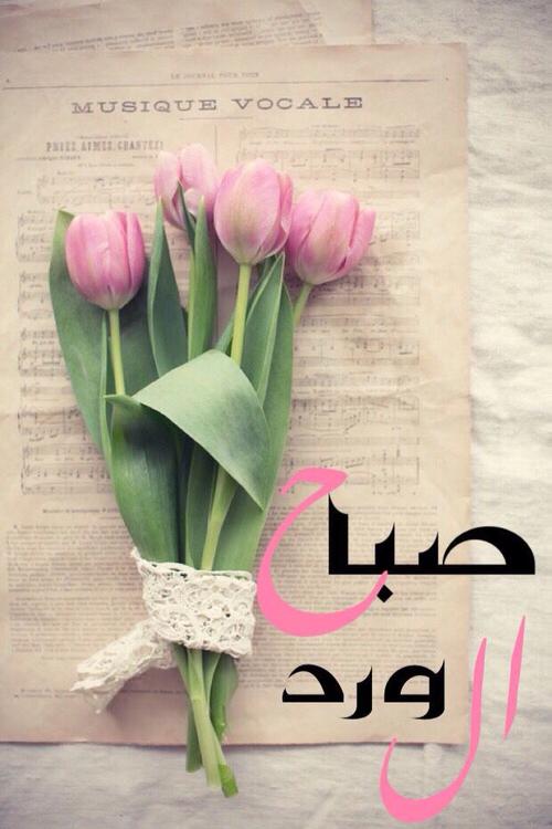 صور صباح الورد جميلة