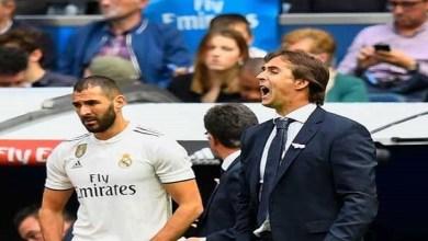 Photo of ريال مدريد يقيل لوبيتيجي ويعلن مدربه الجديد