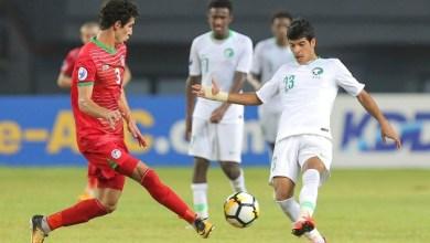 Photo of الاخضر الشاب يكسب طاجكستان بثلاثية لهدف ويتأهل الى ربع النهائي