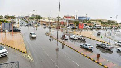Photo of الأرصاد: أمطار رعدية على 10 مناطق بالمملكة.. الخميس