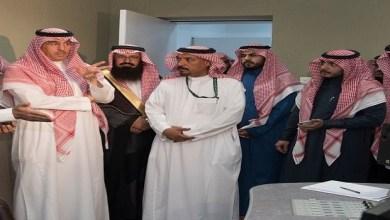 Photo of وزير الإعلام يتفقد القطاعات الإعلامية بتبوك