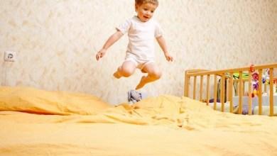 Photo of لهذا السبب يجب أن ينام الطفل في المهد حتى سن الثالثة