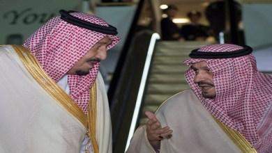 Photo of الملك يصل الرياض بعد زيارته لمناطق شمال المملكة