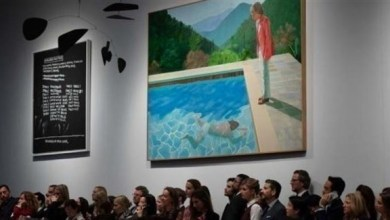 Photo of بيع لوحة لهوكني بـ 90 مليون دولار