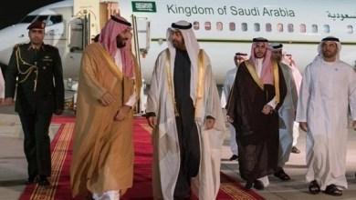 Photo of محمد بن زايد مرحباً بولي العهد السعودي: نعتز بعلاقاتنا التاريخية المتجذرة