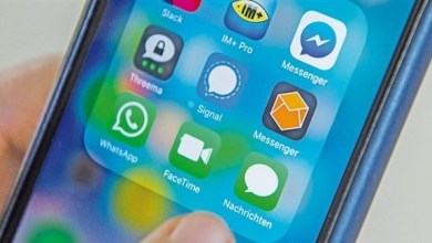 Photo of بعض التطبيقات تحمي المحادثات الخاصة