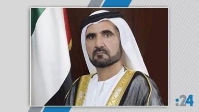 Photo of محمد بن راشد يتسلم دعوة لرئيس الدولة لحضور قمة تعاون الخليجي