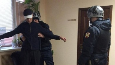 Photo of اعتقال لص غالبه النعاس أثناء سرقة مكتب