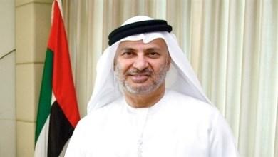 Photo of قرقاش يترأس وفد الدولة في اجتماع فريق العمل الإماراتي البريطاني