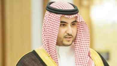"Photo of ""خالد بن سلمان"": الضغط المتواصل على المليشيا الحوثية أفضل سبيل لدفعهم للحل السياسي"