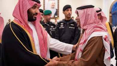 Photo of بالصور: ولي العهد يلتقي ذوي شهداء الواجب بمنطقة تبوك