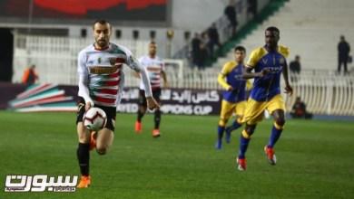 Photo of كأس زايد للأندية العربية : النصر يودع بخسارته إياباً أمام مولودية وهران الجزائري