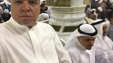 Photo of صور صلاح خاشقجي في عزاء والده جمال , المعزين في وفاة جمال خاشقجي