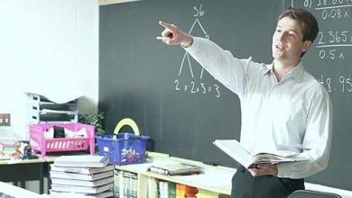 Photo of تعبير عن المعلم
